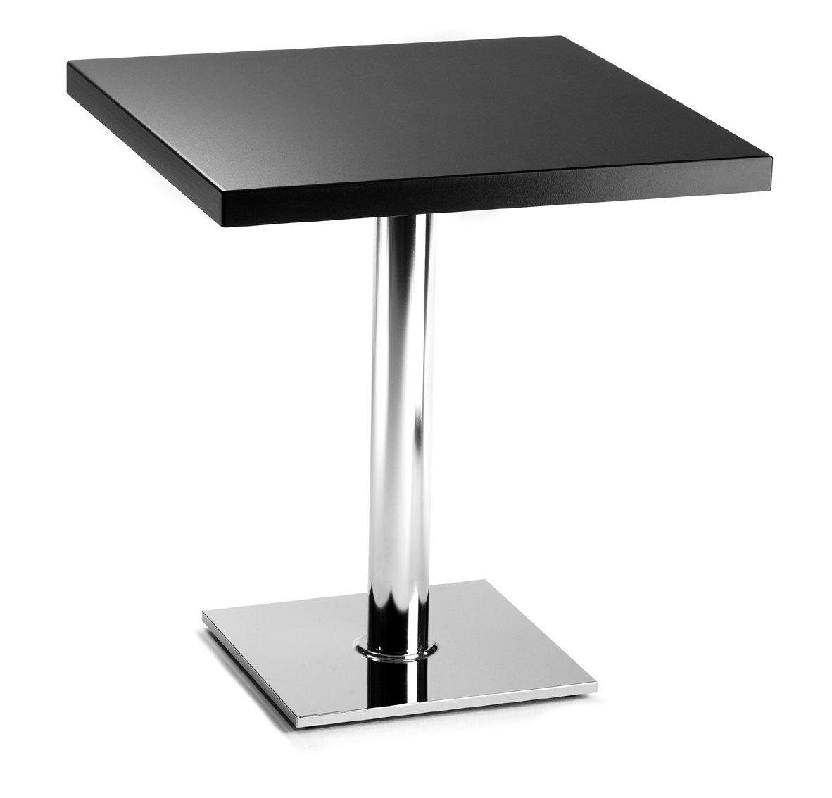 Moderner und preiswerter bistrotisch bt 3020 schwarze for Bistrotisch design