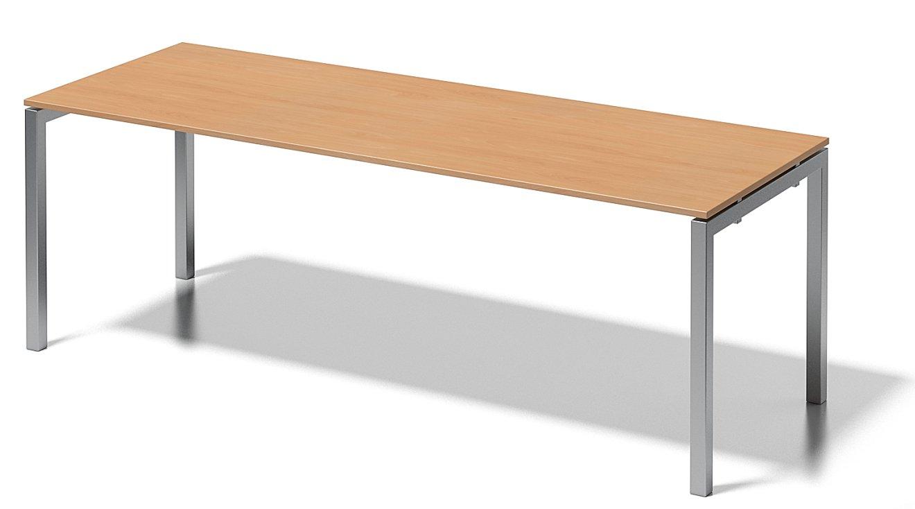 robuste b roschreibtische besprechungstische mit kratzfesten tischplatten und stabilem. Black Bedroom Furniture Sets. Home Design Ideas