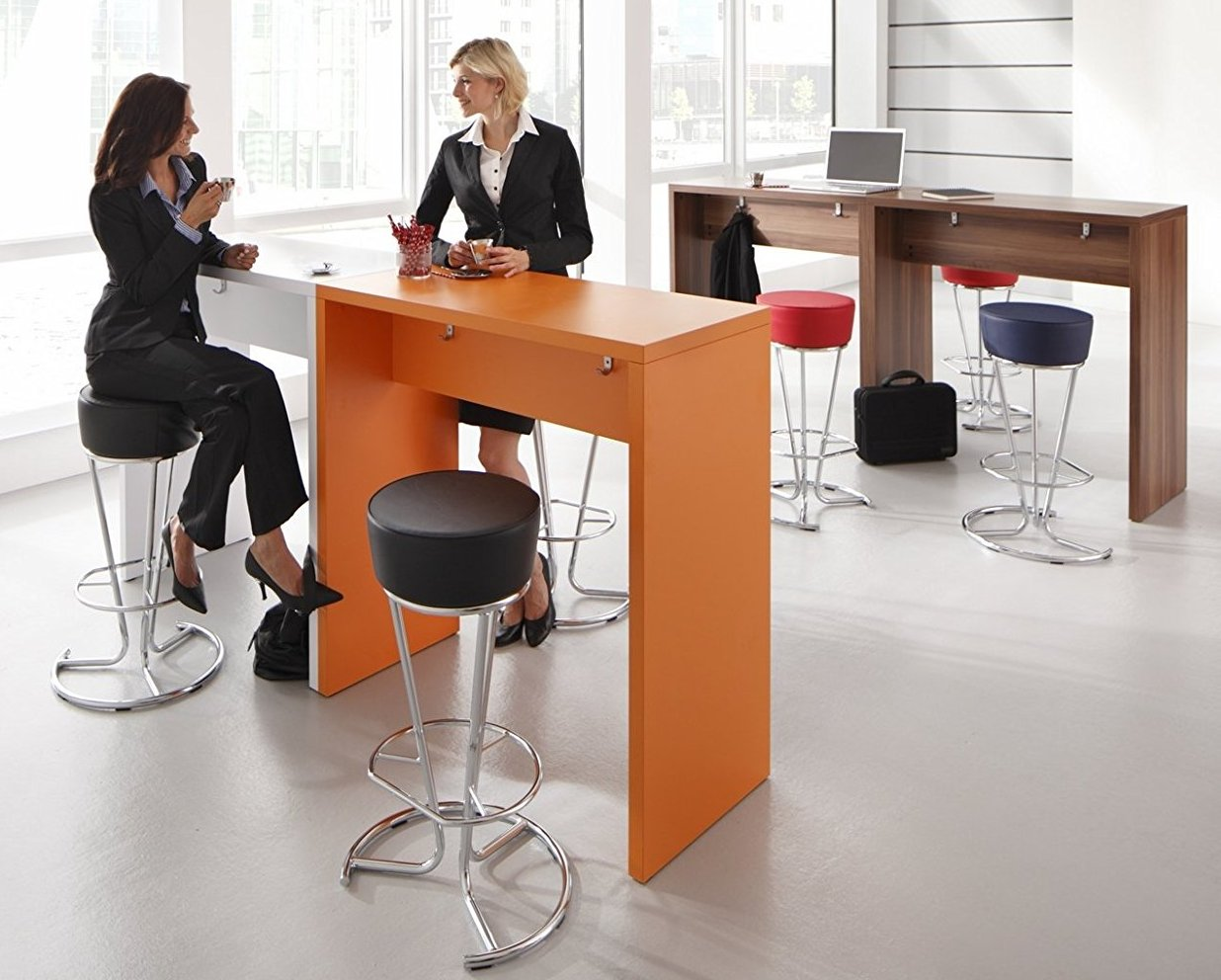 Niedlich Büromöbel Stehtisch Bilder - Die Schlafzimmerideen ...