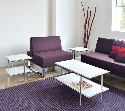 anwendungsbeispiel 2 x beistelltisch mit couchtisch arlando re 90. Black Bedroom Furniture Sets. Home Design Ideas