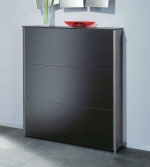 schuhschrank wei anthrazit smartpersoneelsdossier. Black Bedroom Furniture Sets. Home Design Ideas