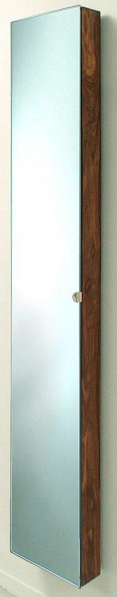 eleganter Spiegelschrank (175 cm hoch) zur Wandmontage in Diele