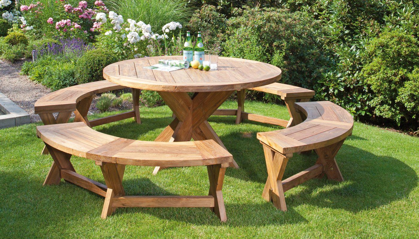 Gartenmöbel Holz Tisch Rund_04:44:03 ~ EgeNis.com : Inspirierend ...