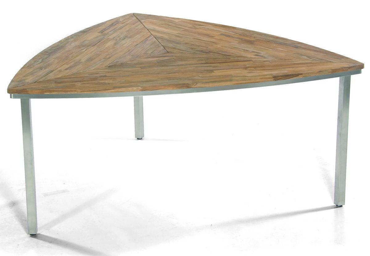 Gartenmobel Auflagen Selber Nahen : dreieckiger Gartentisch TriangelES von SonnenPartner® Tischplatt