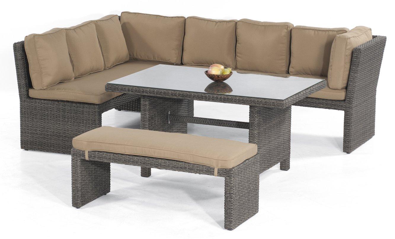 eckbank terrasse fabulous gartenmbel holz eckbank. Black Bedroom Furniture Sets. Home Design Ideas