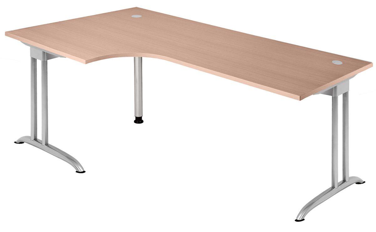 moderner Büro-Schreibtisch \