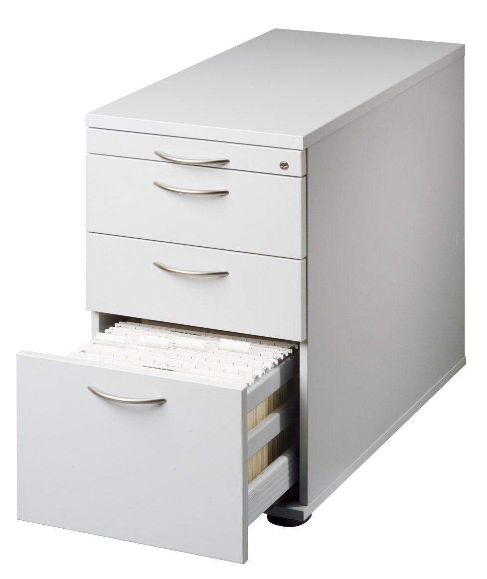 Fmd m bel 336 001 rollcontainer freddy 33 x 63 5 x 38 cm for Schreibtisch container design