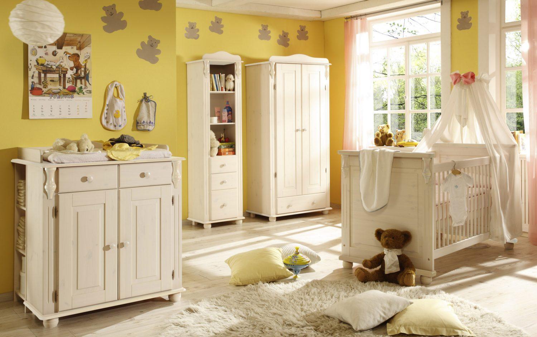 Tolle Kinderzimmer Landhausstil Weiss Bilder - Die Kinderzimmer ...