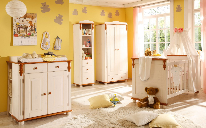 """babyzimmereinrichtung """"lara"""" im landhausstil: sehr schöne und"""