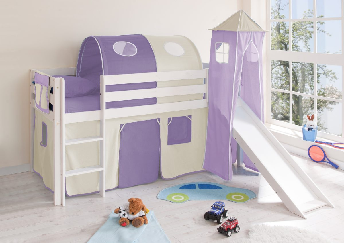 Modernes und besonders sicheres kinderspielbett als sehr schönes ...