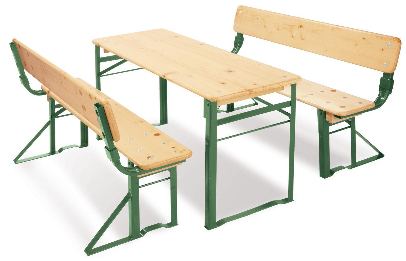 Gartenmobel Palette Diy : Abb KinderPartygarnitur Sepp mit Lehne 2 zusammenklappbare Kin