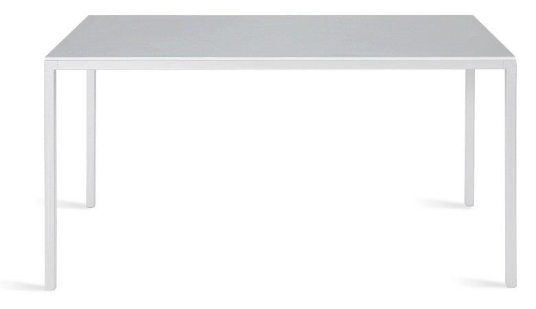abbildung tisch ts 80 rechteckige tischplatte 80 x. Black Bedroom Furniture Sets. Home Design Ideas
