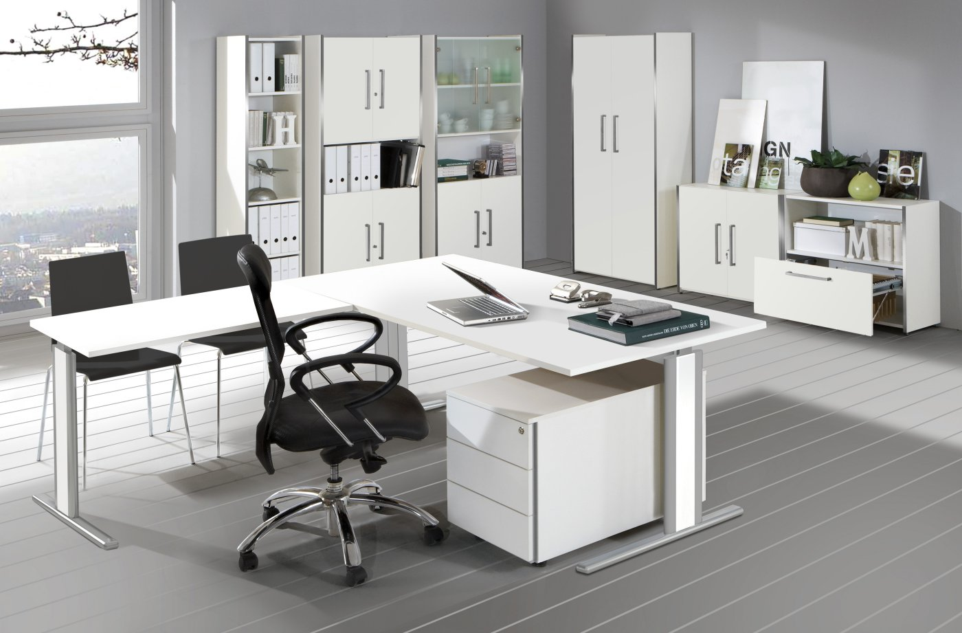 Moderne büroeinrichtung  moderne Büroeinrichtung