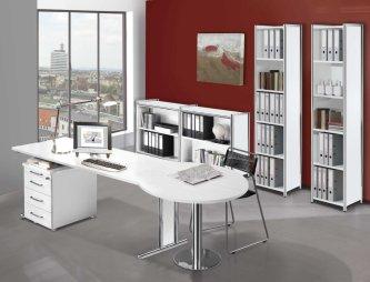 Moderne büromöbel weiss  Büromöbel Weiß | rheumri.com