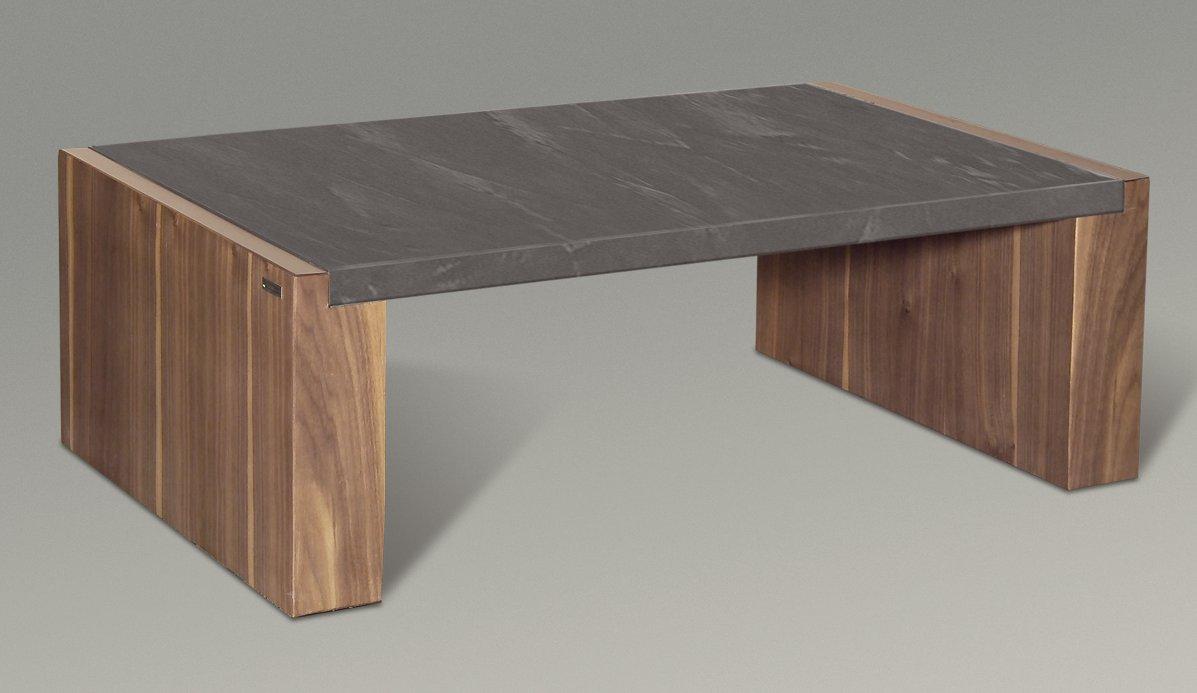 moderner und hochwertiger Couchtisch mit Tischplatte in