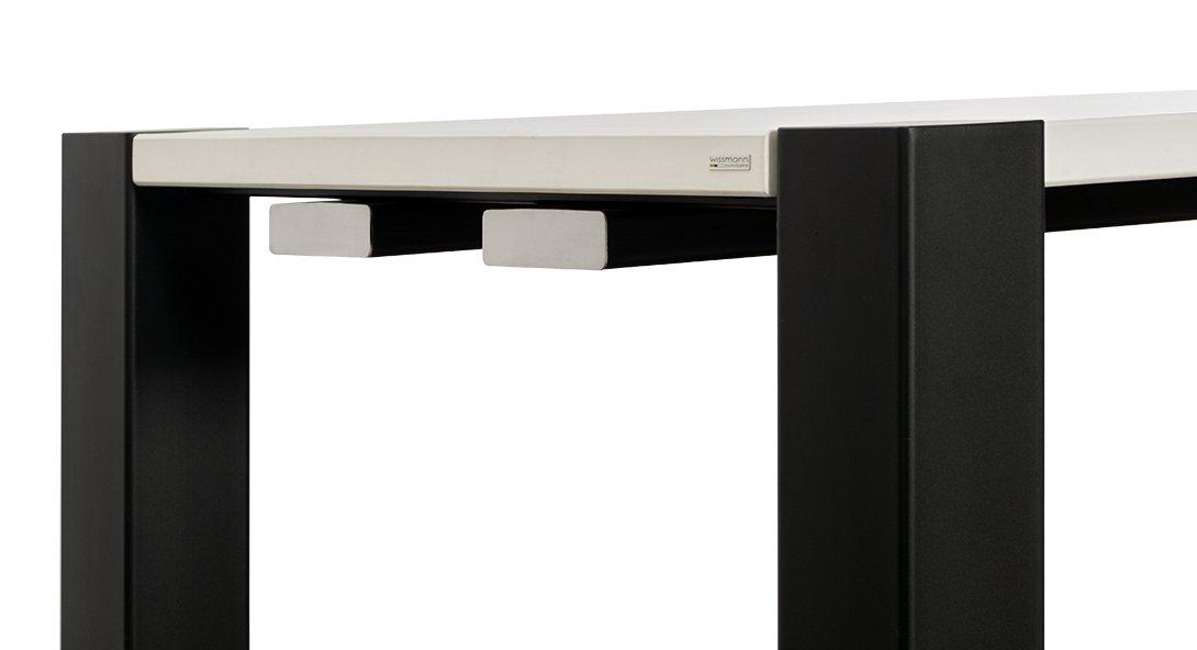 moderner esstisch holz stahl | möbelideen - Moderner Esstisch Holz Stahl