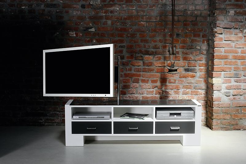 Tv möbel drehbar holz  Tv Rack Drehbar. Tv Rack Drehbar Vcm Standfua Tischfua With Tv Rack ...