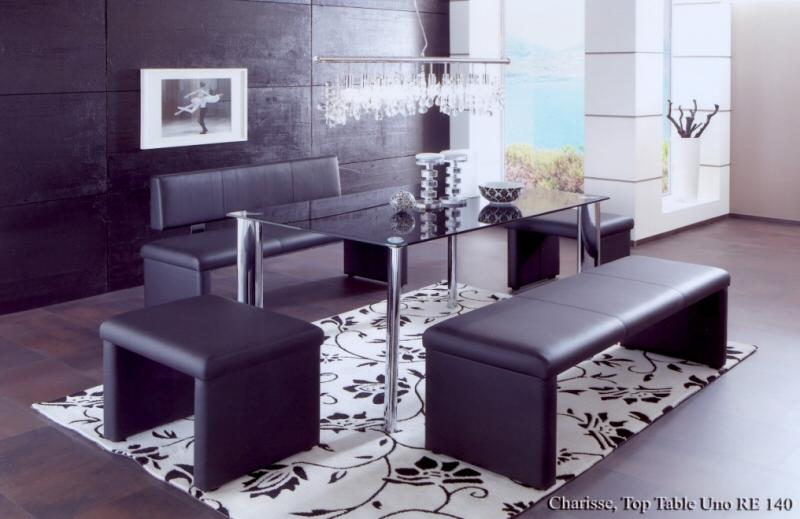 sitzbank gepolstert mit rckenlehne awesome sitzbank mit. Black Bedroom Furniture Sets. Home Design Ideas