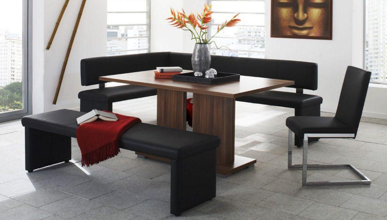 truhen eckbank k che schwarz haus design m bel ideen. Black Bedroom Furniture Sets. Home Design Ideas
