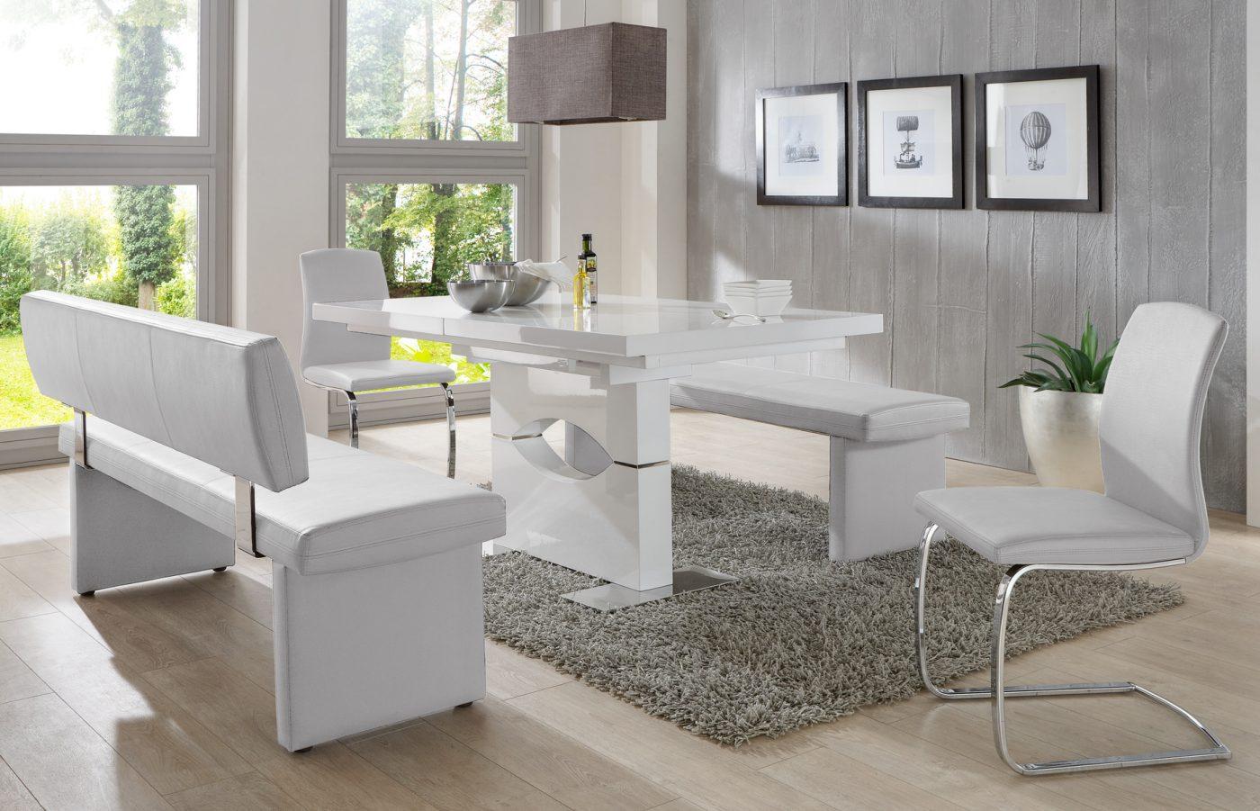 esstisch ausziehbar mit sitzbank das beste aus. Black Bedroom Furniture Sets. Home Design Ideas